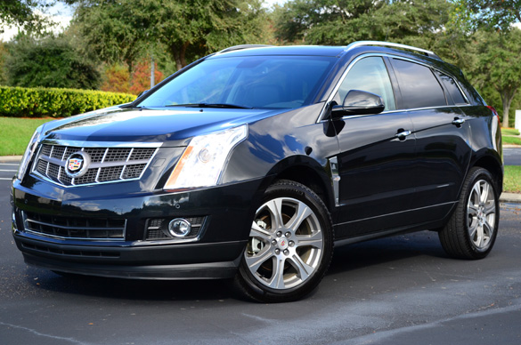 2012 Cadillac SRX AWD Premium Review & Test Drive