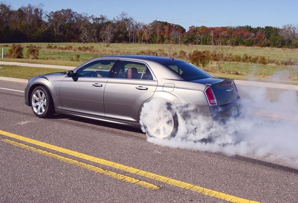 2012 chrysler 300s horsepower