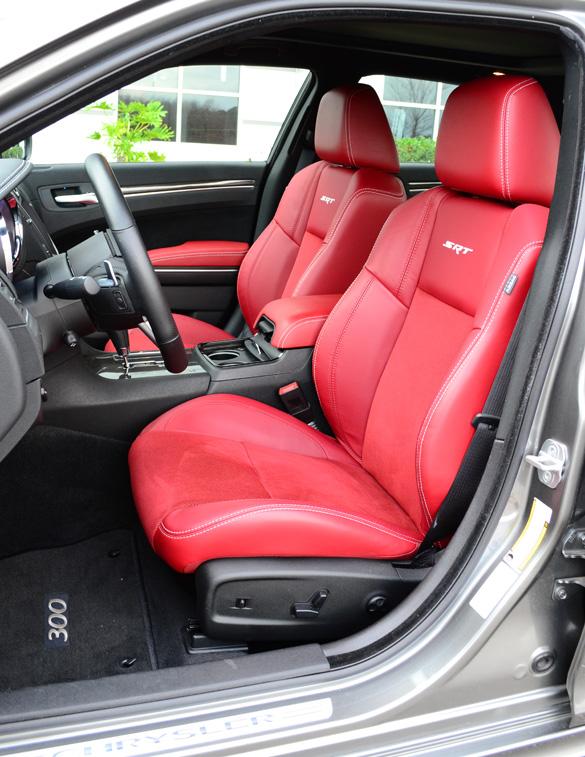 2012 Chrysler 300 Srt8 Review Amp Test Drive