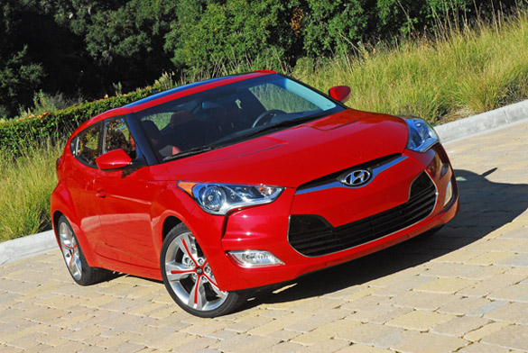 2012 Hyundai Veloster Review & Test Drive