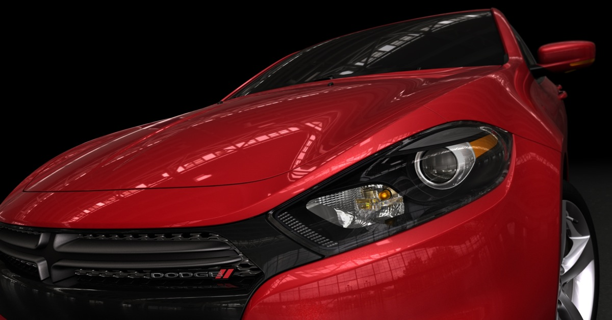 New Compact Dodge To Be Called Dart