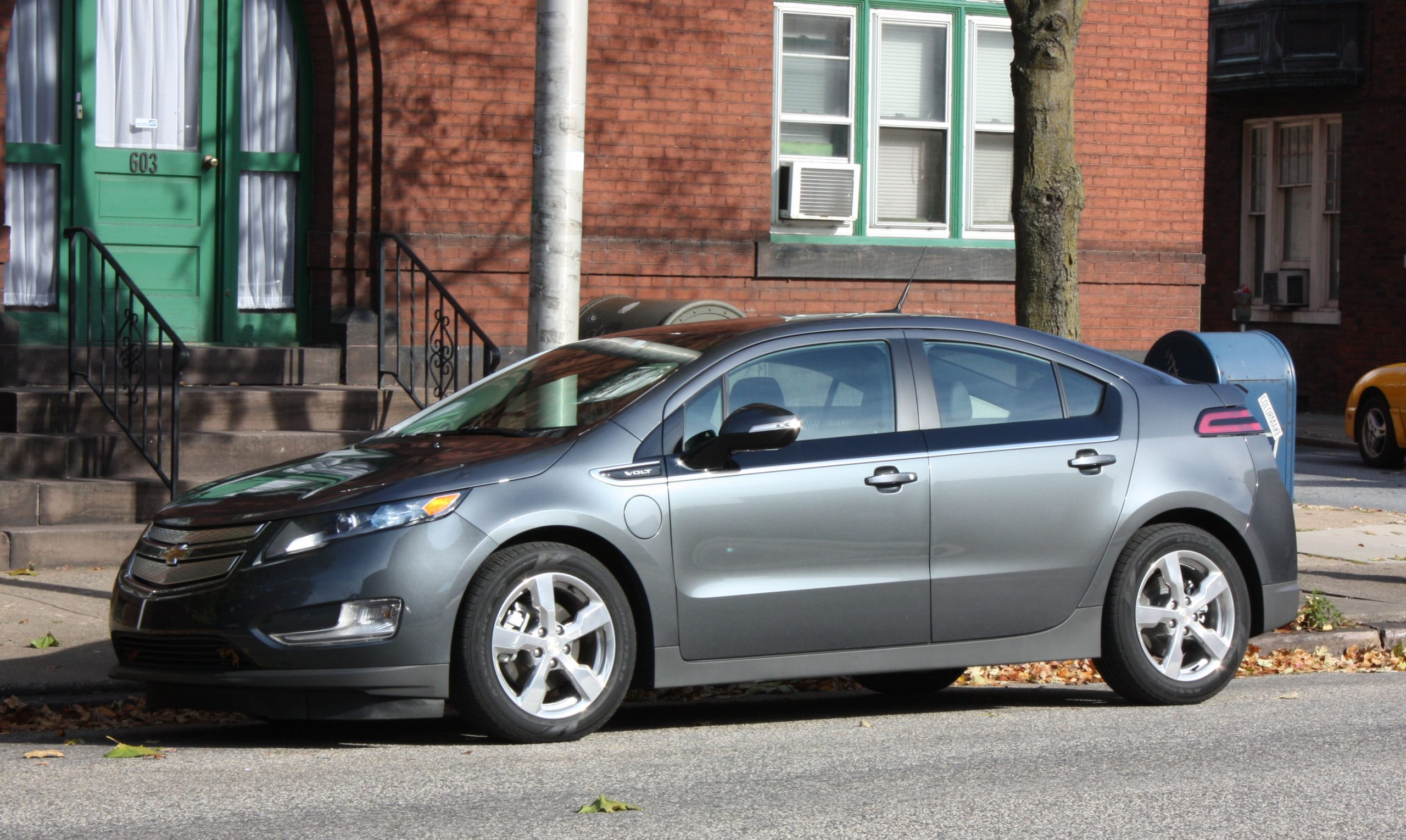 Coolant Likely The Source Of Chevy Volt Fires
