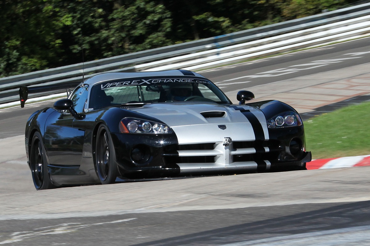 New Dodge Viper Coming To New York Auto Show: Report