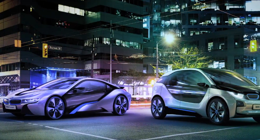 Video: Is The World Ready For BMW's Electric Cars?