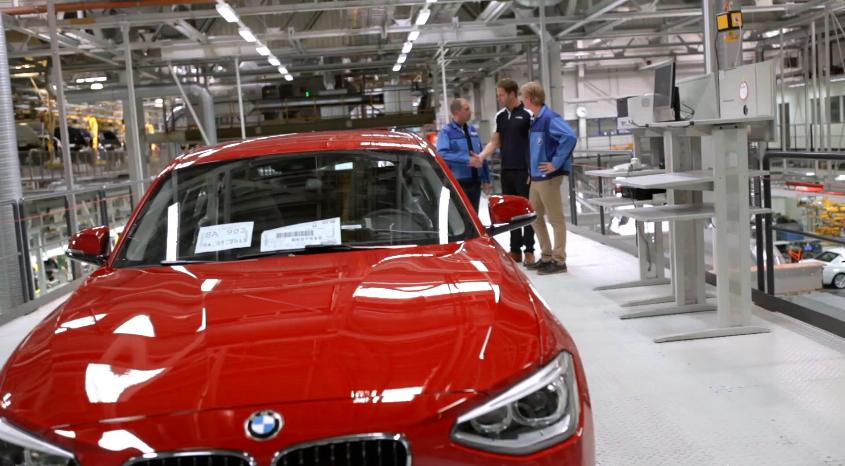 Building BMW's 1-Series: Video
