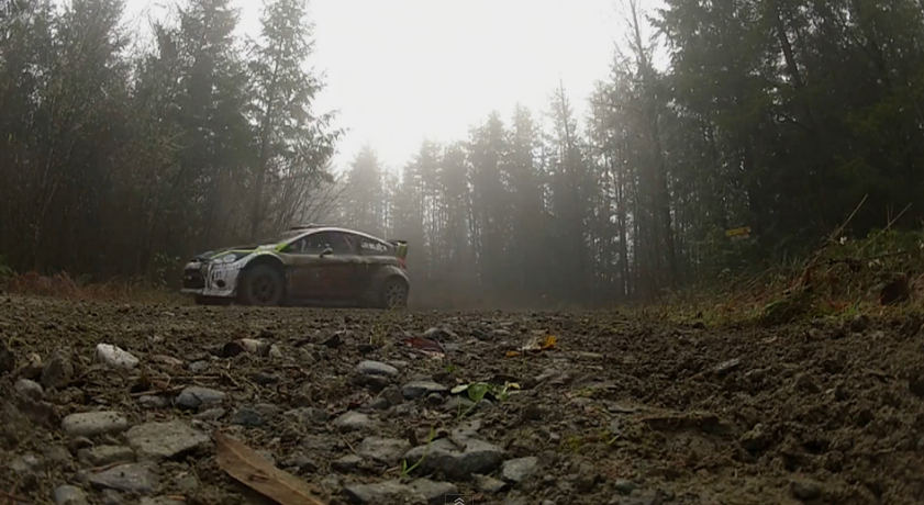 Ken Block's Year In Reverse: Video