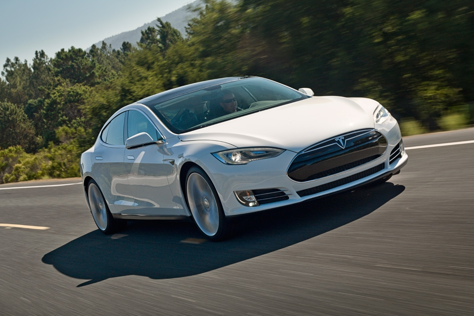 Tesla Prices The Model S Sedan: Video