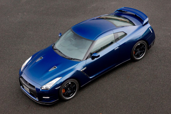 Nissan Rolls Out New GT-R Track Pack for the Hard-Core Track Enthusiast