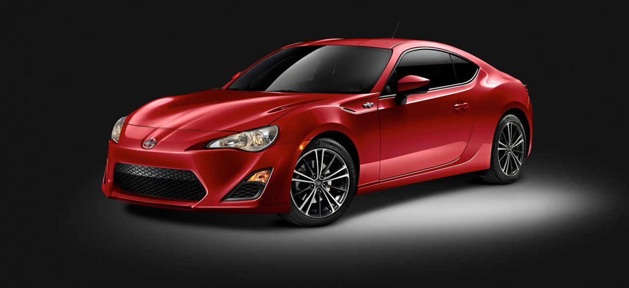 It's Official: The U.S. Is Getting The Scion FR-S