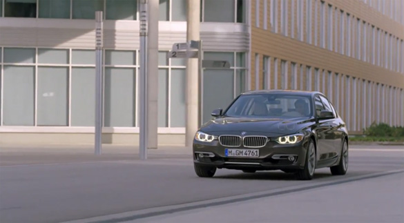 Video: BMW 3 Series World Premier at 2012 Detroit Auto Show