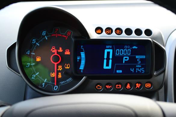 2012 Chevrolet Sonic Ltz 2lz Review Amp Test Drive