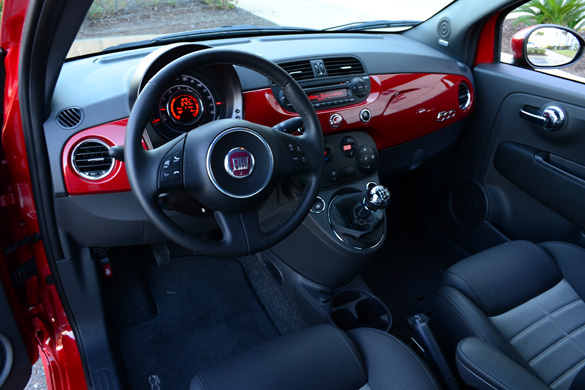 2012 FIAT 500 Sport Review & Test Drive