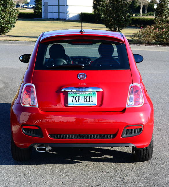100 Hot Cars » 2012 Fiat 500