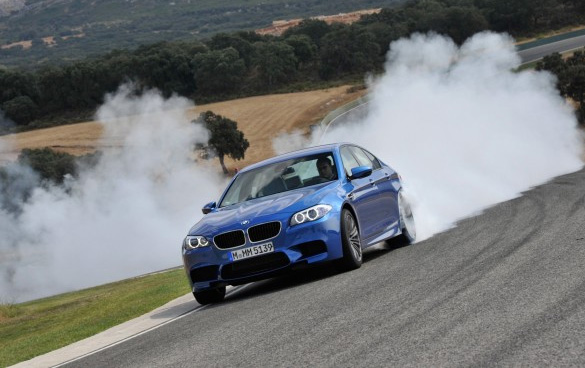 2013 BMW M5 6-Speed Manual Transmission Option Confirmed