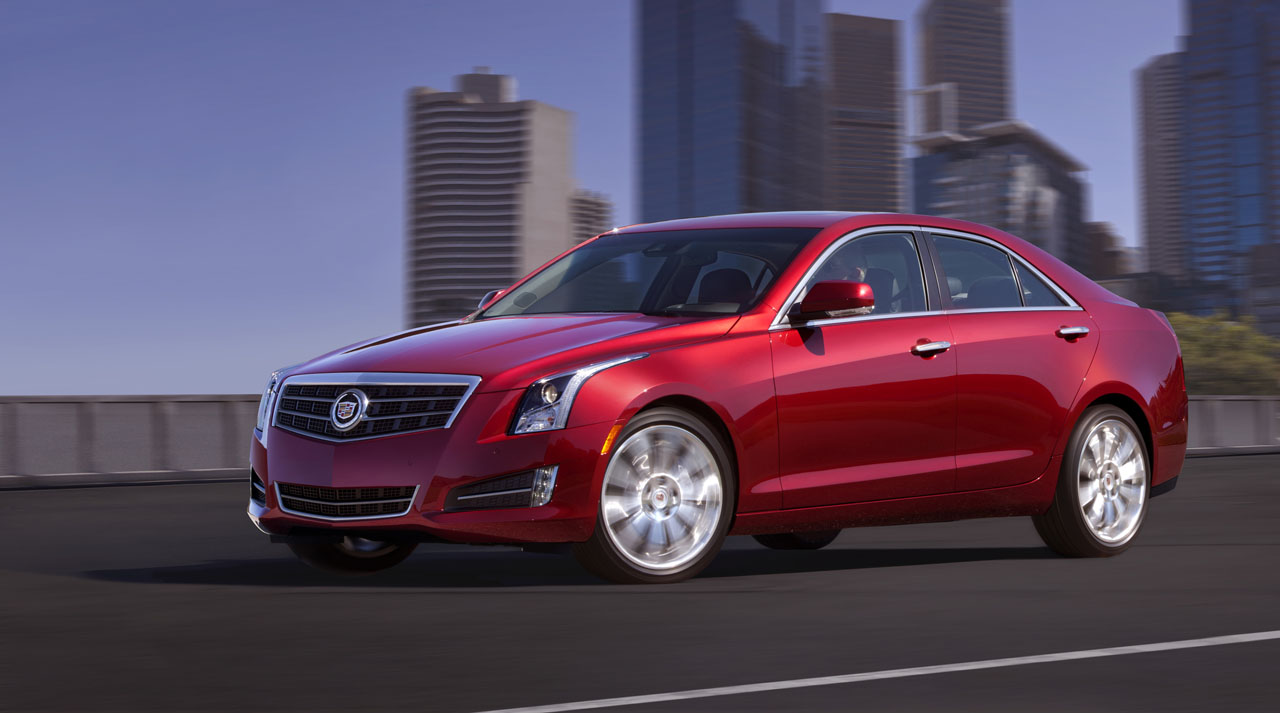New official photos of Cadillac ATS - Page 4