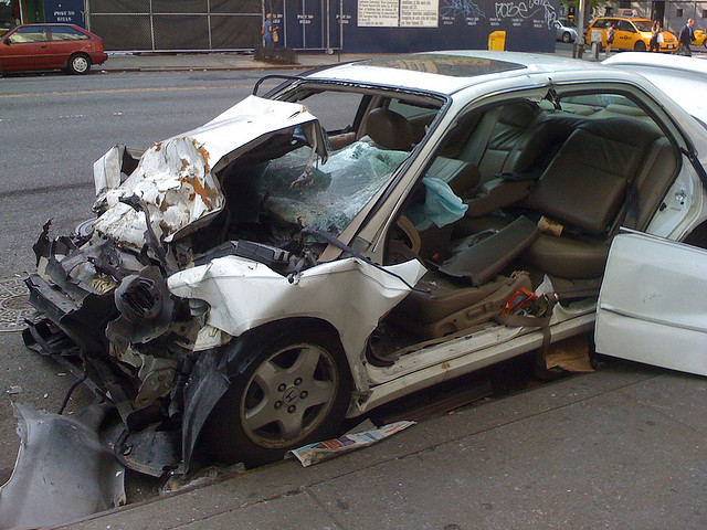 Good News: You're More Likely To Overdose Than Die In A Car Crash