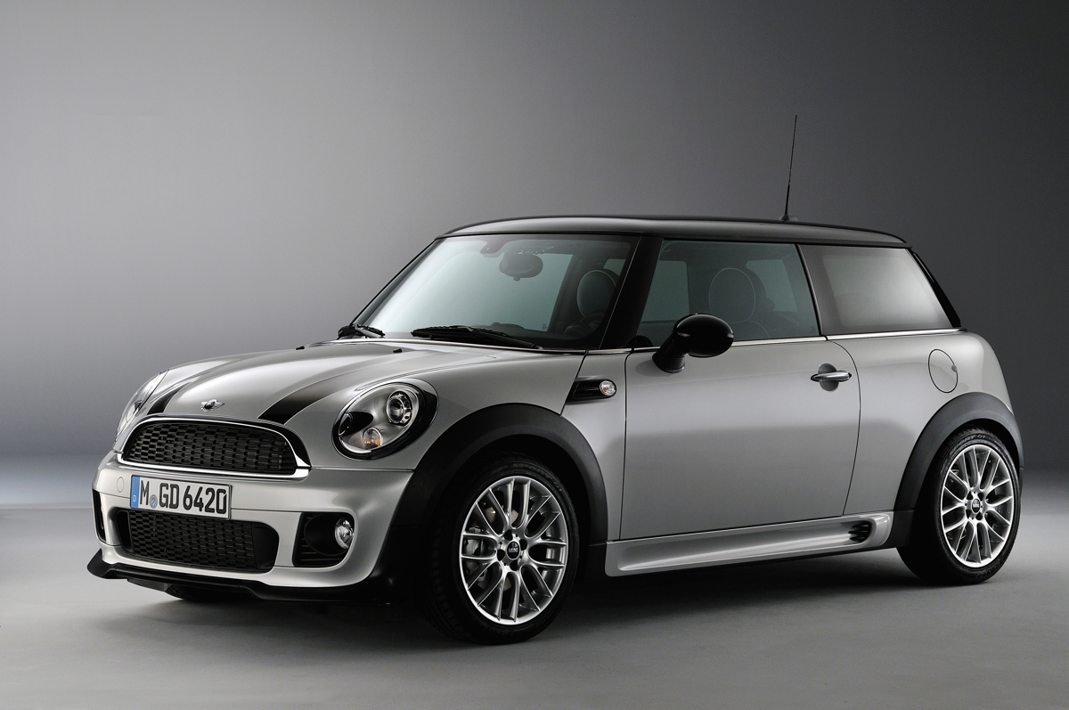 MINI Recalling Cooper S, John Cooper Works Models For Fire Risk
