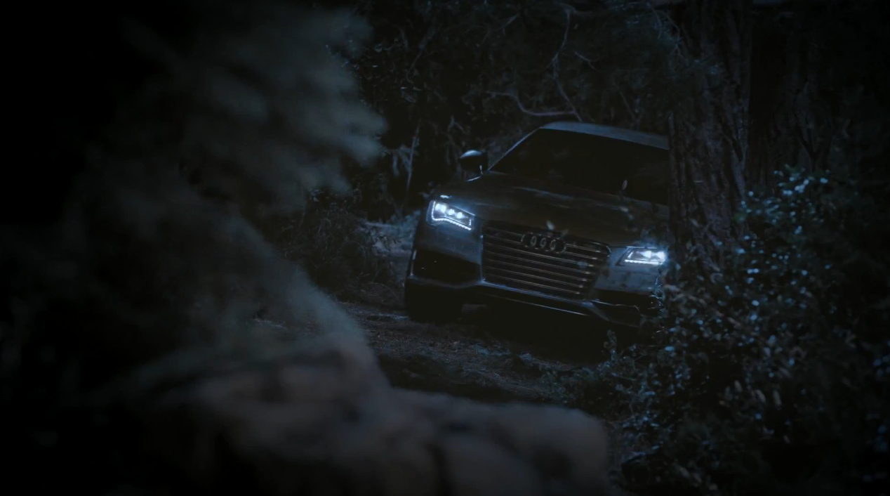 Audi's Next Super Bowl Ad Teaser Jumps The Shark: Video