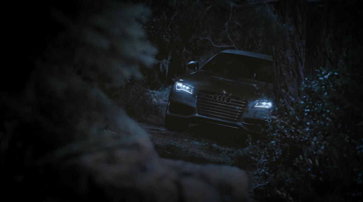 Audi's Next Super Bowl Ad Teaser Jumps The Shark: Video
