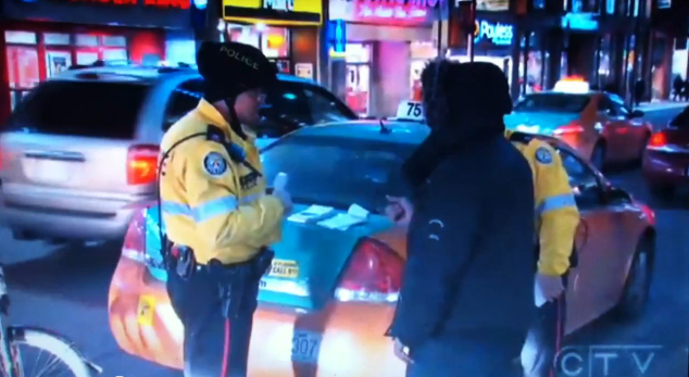 Video: Canada Cracks Down On Street Racing… Taxis?