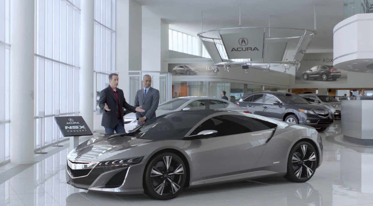 It's Toyota Versus Acura For The Super Bowl Ad Win: Video