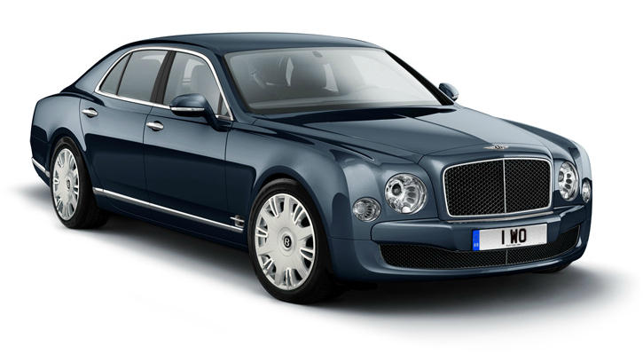 With Maybach Winding Down, Bentley Pursues Its Customers