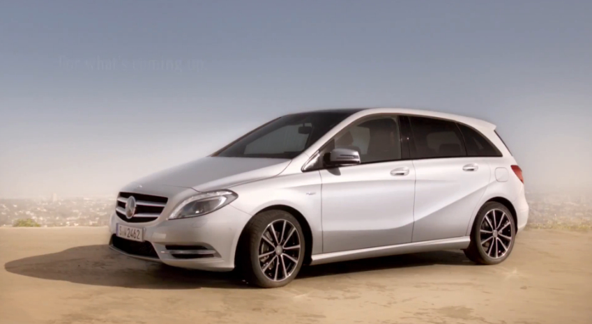 New Mercedes Ad Proves Germans Have A (Warped) Sense Of Humor: Video