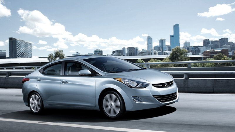2012 Detroit Auto Show: Hyundai Elantra Crowned 2012 North American Car of the Year