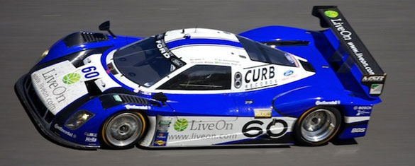 50th Rolex 24 Hour at Daytona Captured by Michael Shank Racing #60 Ford/Riley