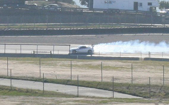 Video: Turbo Scion FR-S Caught Drifting at Laguna Seca
