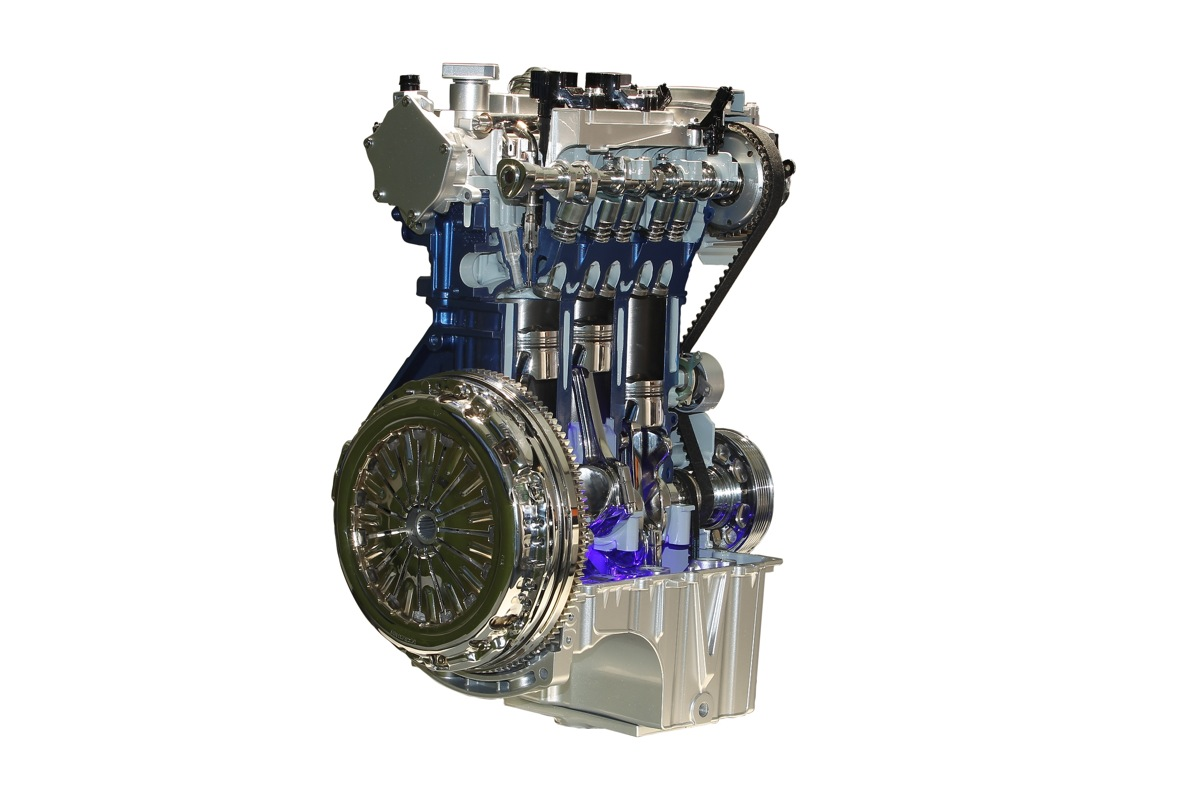 Ford Working On A 177-Horsepower Triple: Report