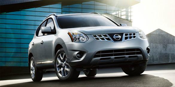 2012 Nissan Rogue SV FWD Review & Test Drive
