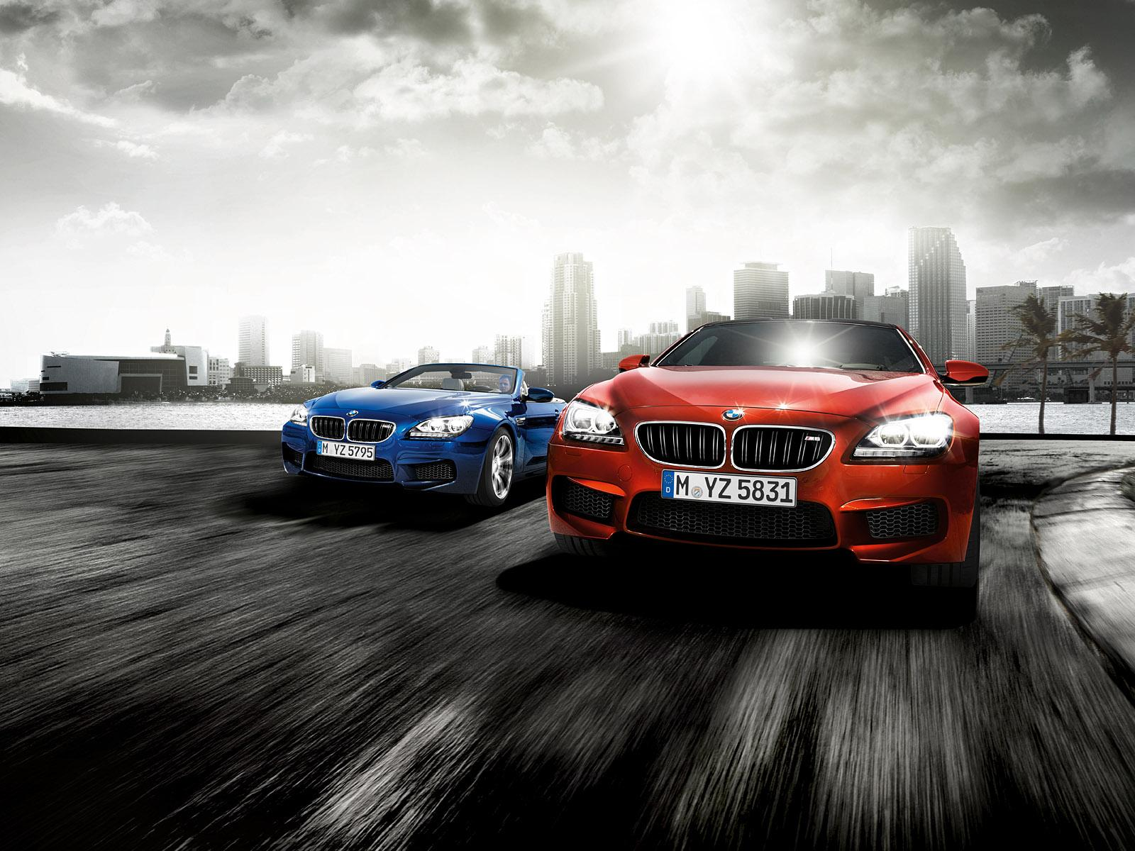 2013 BMW M6 Coupe/Convertible Promo Videos & New Hi-Res Images