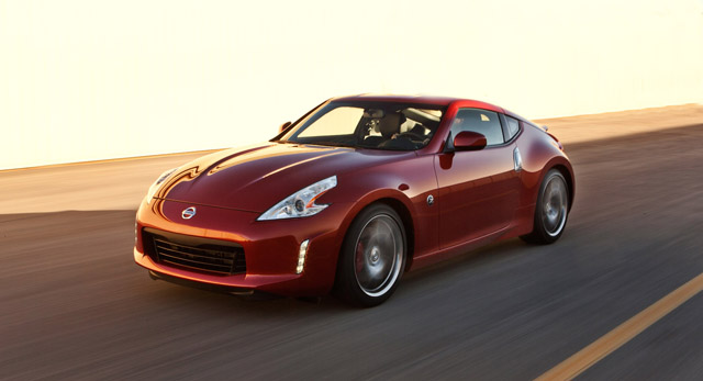 2013 Nissan 370Z Previewed Before Chicago Auto Show w/ Video