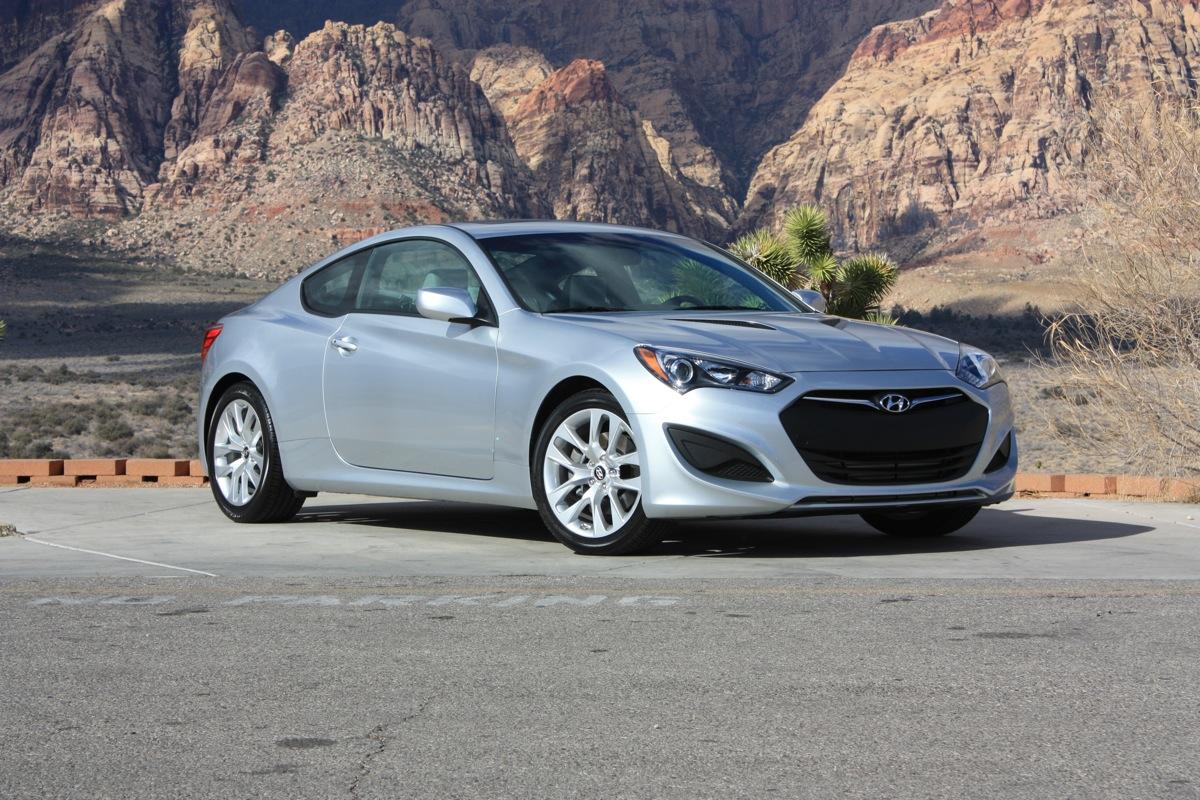 2013 Hyundai Genesis Coupe: First Drive