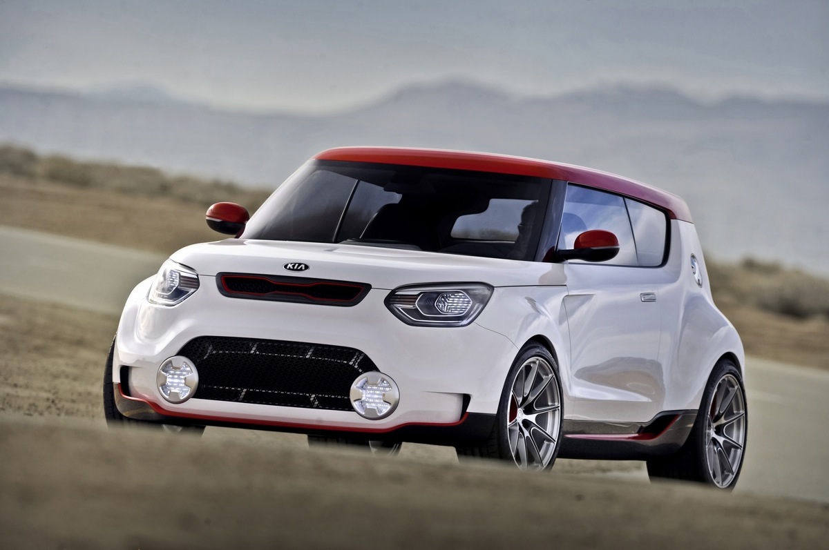 Dear Kia: Build The Track'ster Concept, And We'll Eat Our Vegetables
