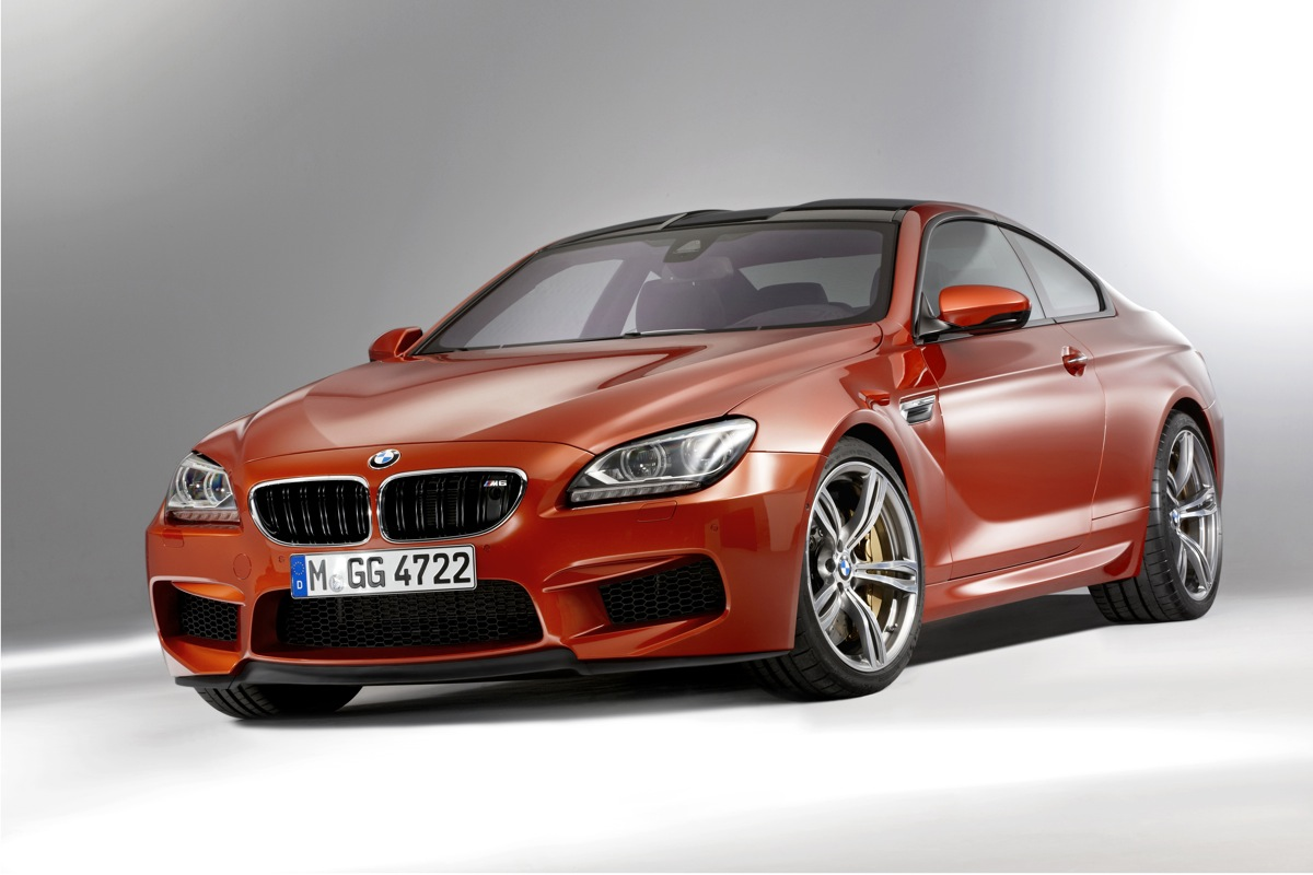BMW Debuts New M6 Coupe And Convertible