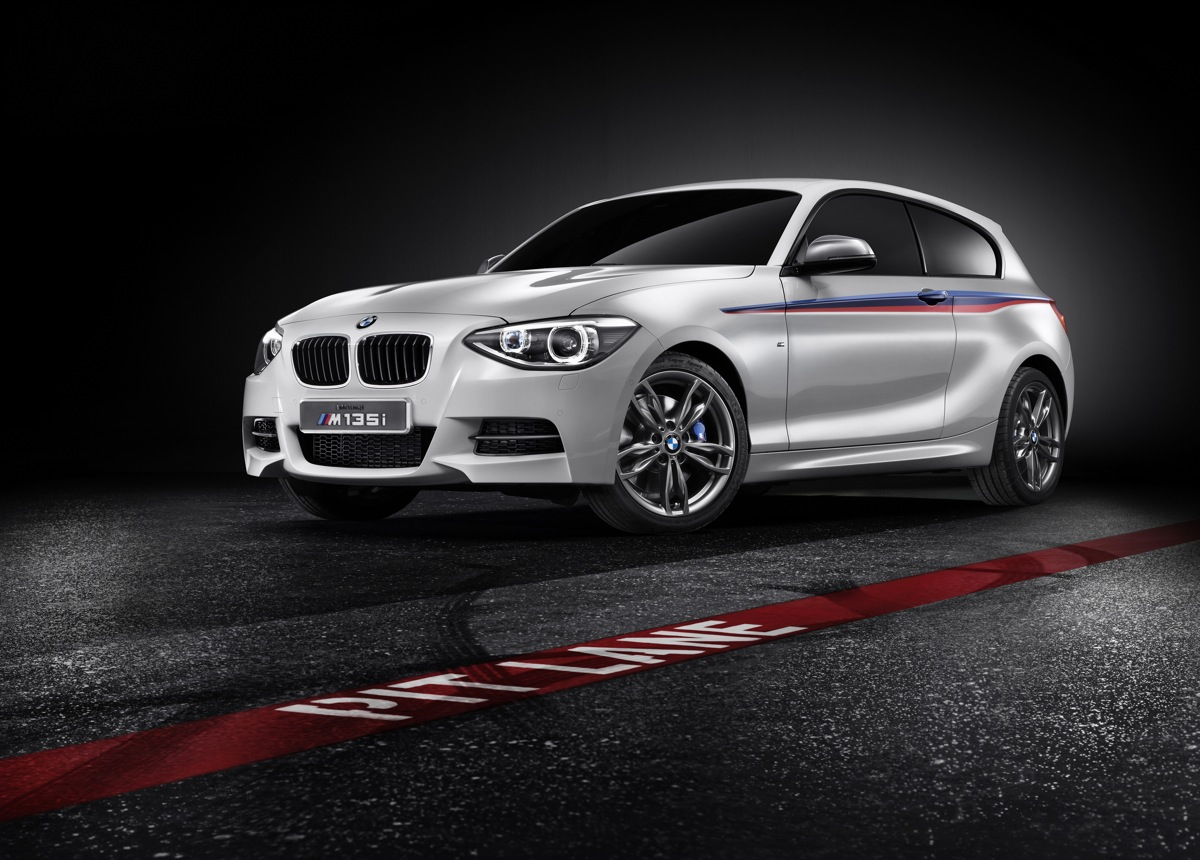 BMW's M135i Concept Bows Before Geneva Debut
