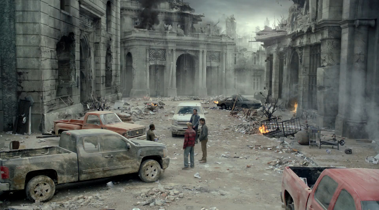 Ford Unhappy About Chevy's Apocalyptic Super Bowl Ad: Video