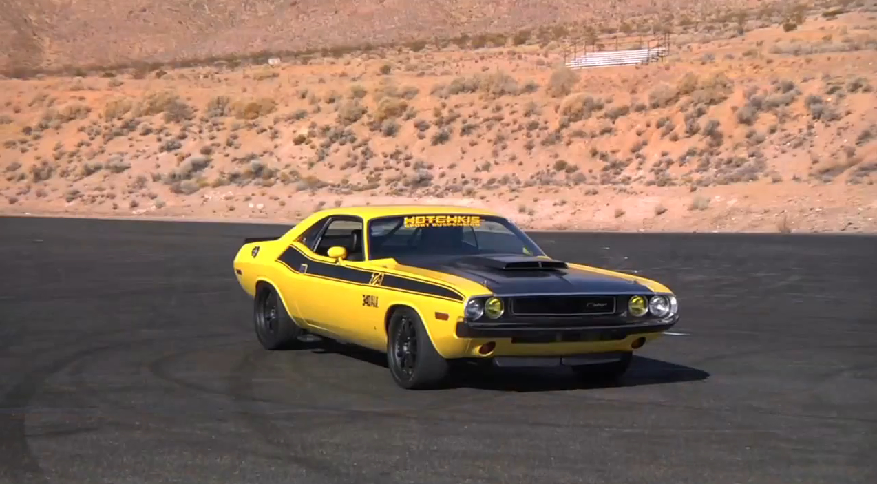 Can Classic Muscle Car's Handle, Too? Matt Farah Finds Out: Video