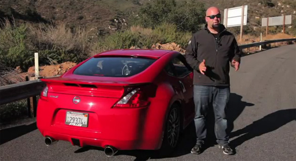 Video: Matt Farah Gets His Hands on STILLEN 500HP Supercharged Nissan 370Z
