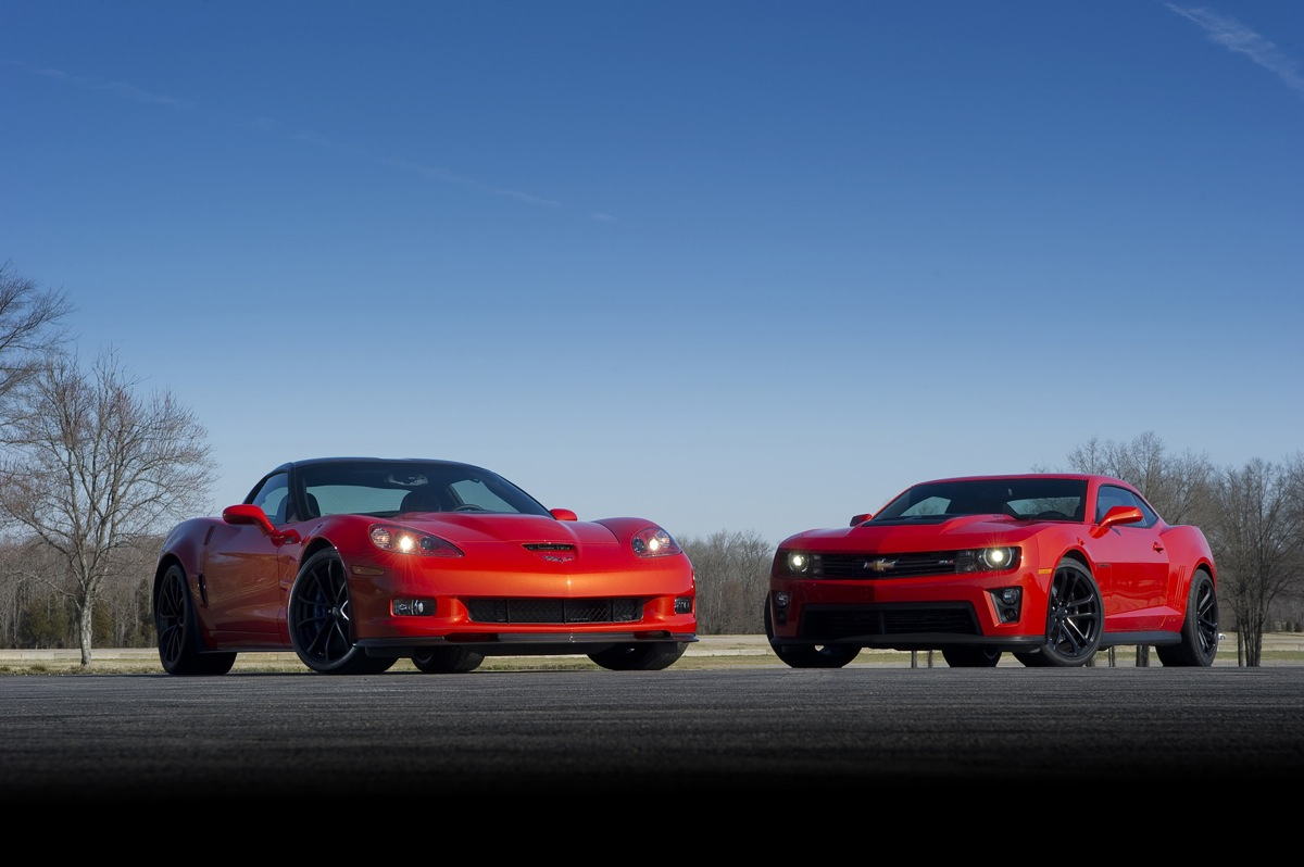 Chevy Sells A Third Of The Sports Cars In The U.S.