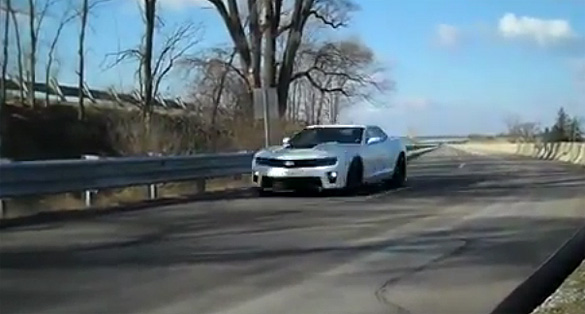 2012 Chevrolet Camaro ZL1 Introduces Faster-Shifting TapShift Automatic Transmission