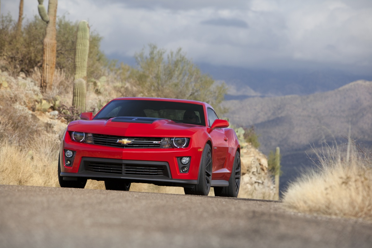 GM Suspends Production And Shipment Of Camaro ZL1