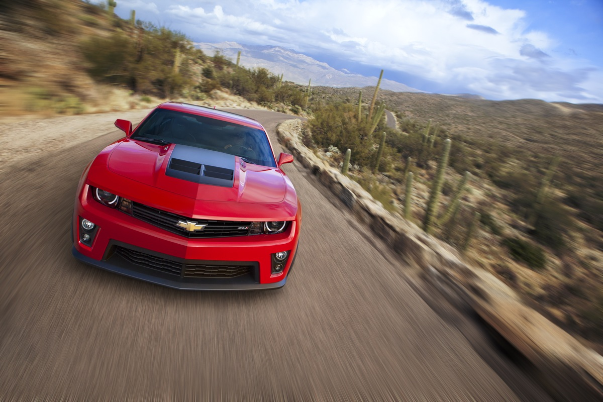 GM Still Working On Fix For Chevy Camaro ZL1 Mystery Flaw