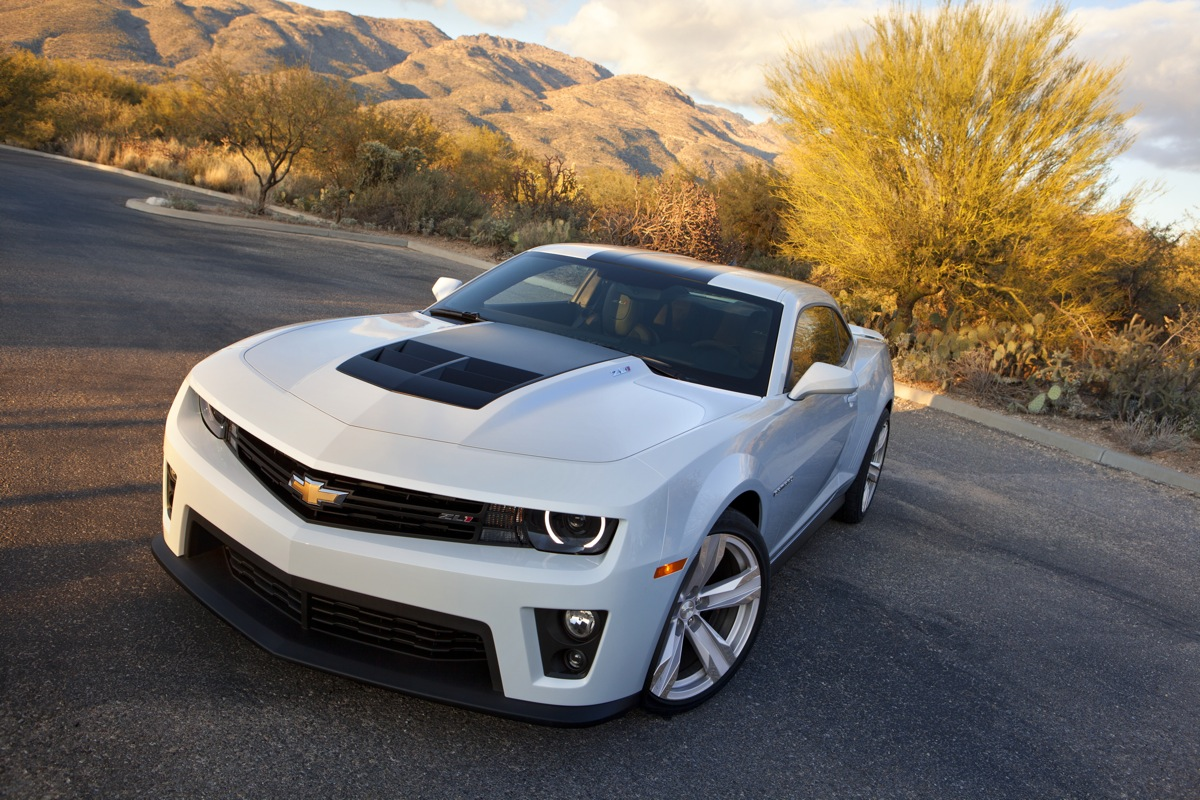 Chevy Lifts Production Hold On Camaro ZL1