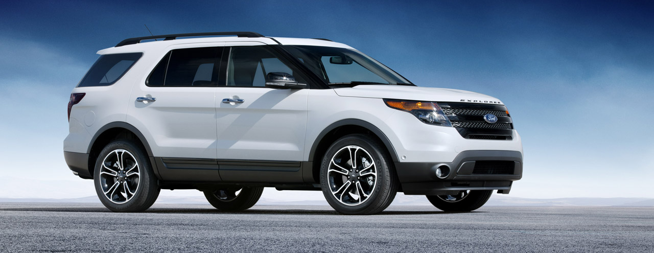 2013 ford explorer sport introduced with 350 horsepower v6 ecoboost. Cars Review. Best American Auto & Cars Review