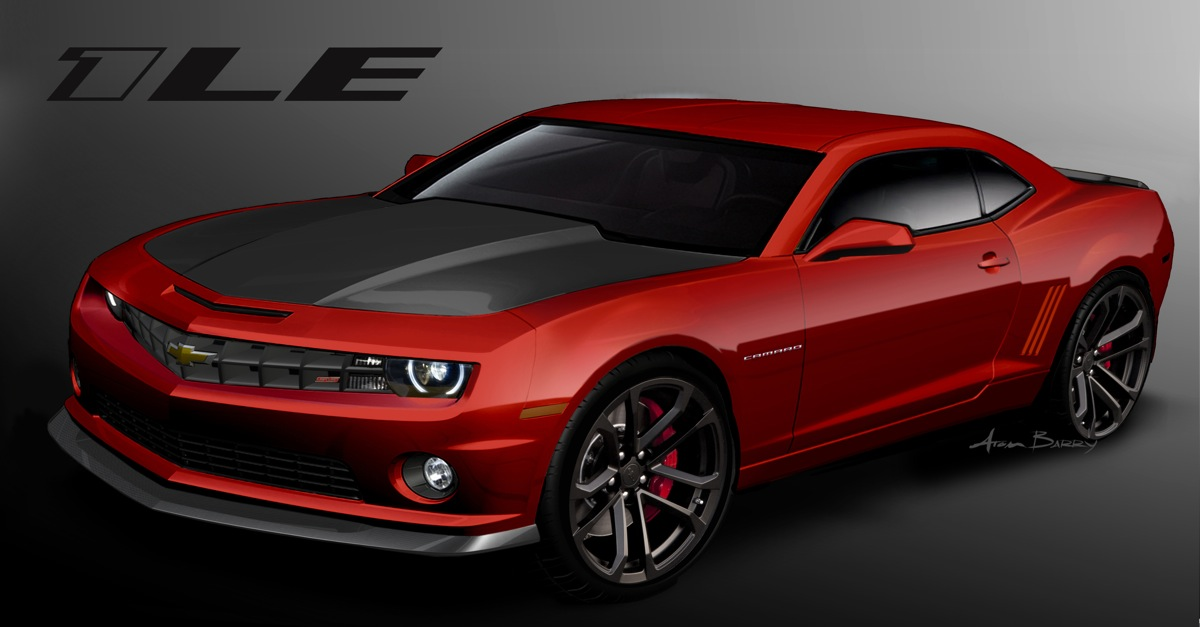2013 Camaro 1LE Is Chevy's Answer To The Boss 302 Mustang