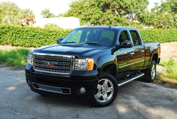 2012 GMC Sierra Denali 2500HD 4×4 Review & Test Drive