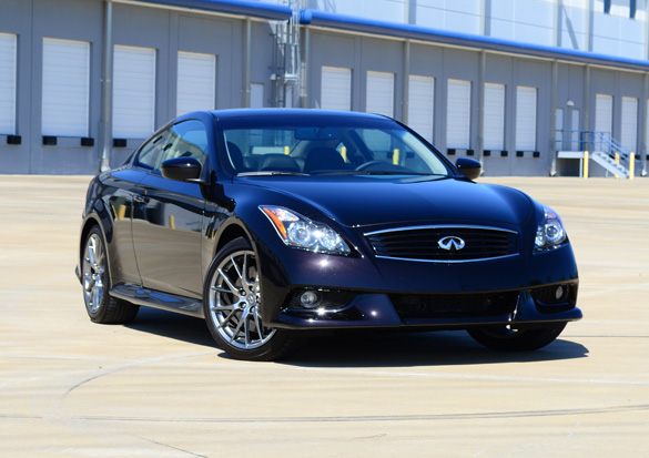 2012 infiniti g37 ipl coupe review infiniti continues performance line pedigree. Black Bedroom Furniture Sets. Home Design Ideas